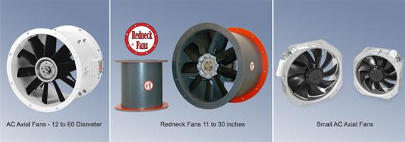 AC Axial Fans - Delta T - Asia Marine Equipments Corp